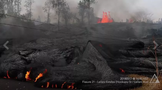 Volcanic eruptions in lower Puna are anything but over, USGS says