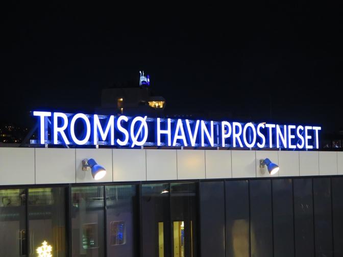 Tromsø, I Don't Think So
