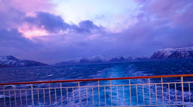 How to Have an Exciting Morning in Finnmark