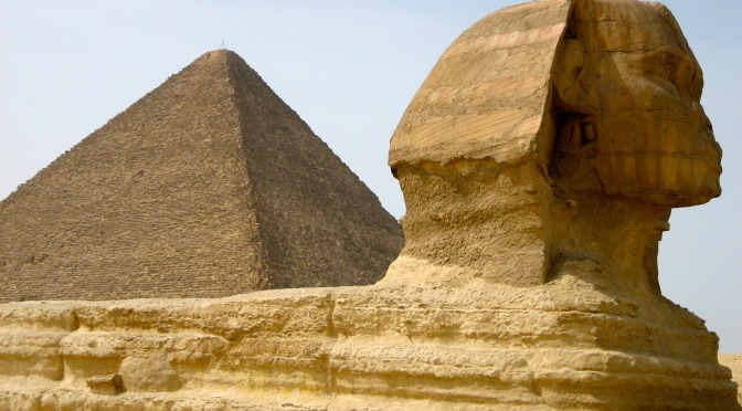 What is it about Cairo?