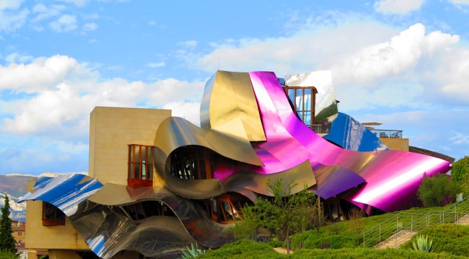 Puente La Reina to Cirauqui, a Public Wine Fountain, and the Most Gorgeous, Excellent Winery Tour!