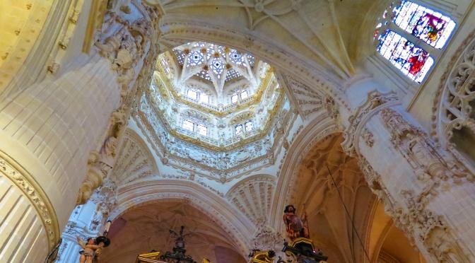Santo Domingo to Redecilla del Camino . . .
