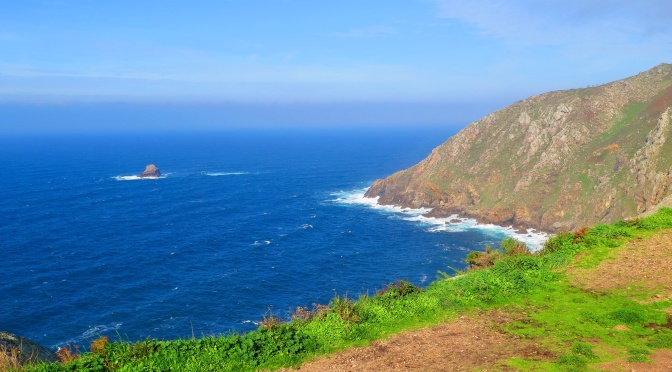 To the End of the Earth, aka Finisterre